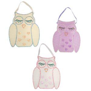 Earring Holder - Owl