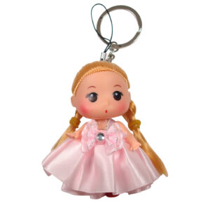 Key Ring - Mini Doll Party