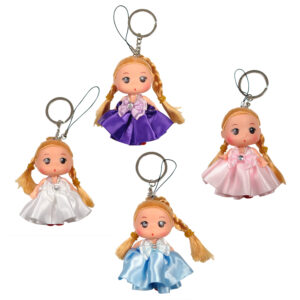Key Ring - Mini Doll Party