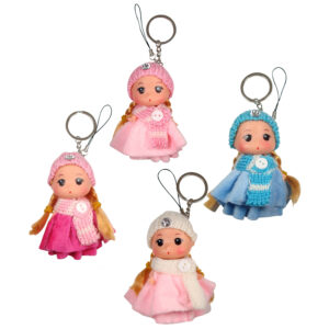 Key Ring - Mini Doll Playtime