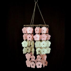 Chandelier - PVC Flower