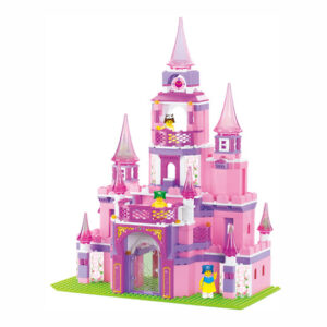 Sluban Building Blocks - Girl's Dream - Princess Castle