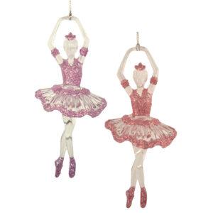 Hanging Acrylic Ballerina - Style B