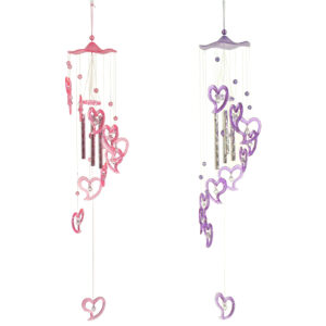 Chime - Cascading Hearts 75cm