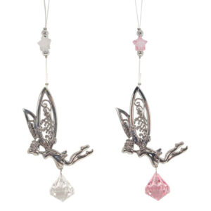 Zinc Alloy Fairy - Flying