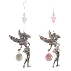 Zinc Alloy Fairy - Standing
