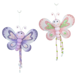Hanging Decoration - Buzzy Butterfly