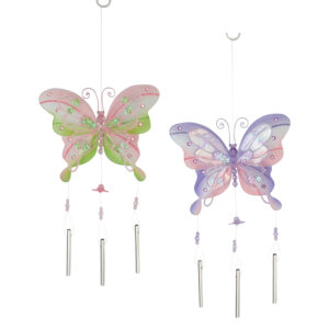 Hanging Decoration - Spring Butterfly Chime