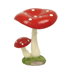 Forest Mushroom 8cm - Red - ETA 5/9/17