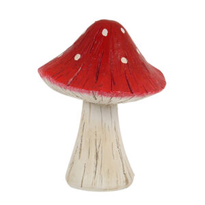 Mushroom 13.5cm - Red