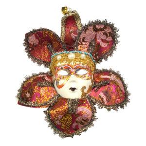Venetian Masquerade Wall Mask