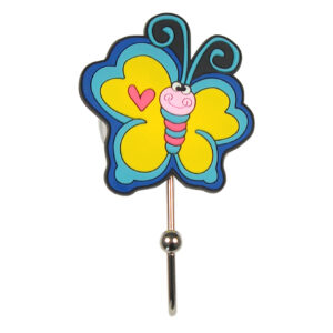 PU Butterfly Suction Hook