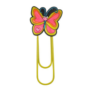 PU Butterfly Book Mark - Twin Pack