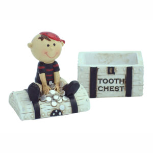 Pirate Tooth Chest