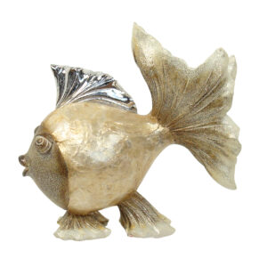 Sea Life Decor - Capiz Shell Fish 15cm