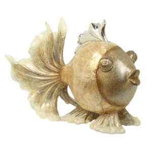 Sea Life Decor - Capiz Shell Fish 21cm