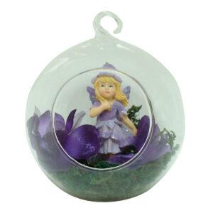 Mini Terrarium Kit - Flower Fairy