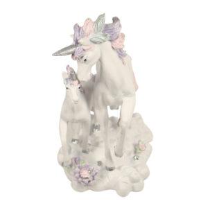 Unicorn Pair Pastel Rainbow 15cm - ETA 7/11/17