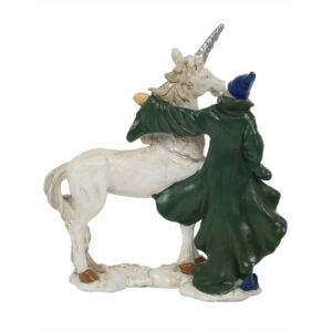 Wizard with Unicorn 10cm - ETA 5/9/17