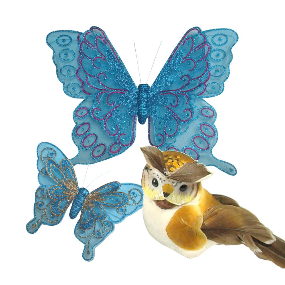 Butterflies, Dragonflies & Birds
