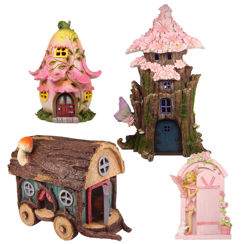 Fairy Doors & Houses