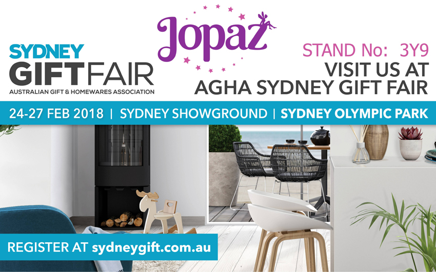 Planning A Visit To AGHAs Sydney Gift Fair This Month