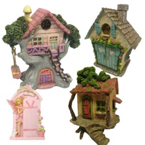 Fairy Houses & Doors