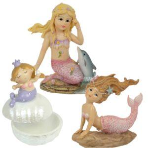 Mermaids & Pirates